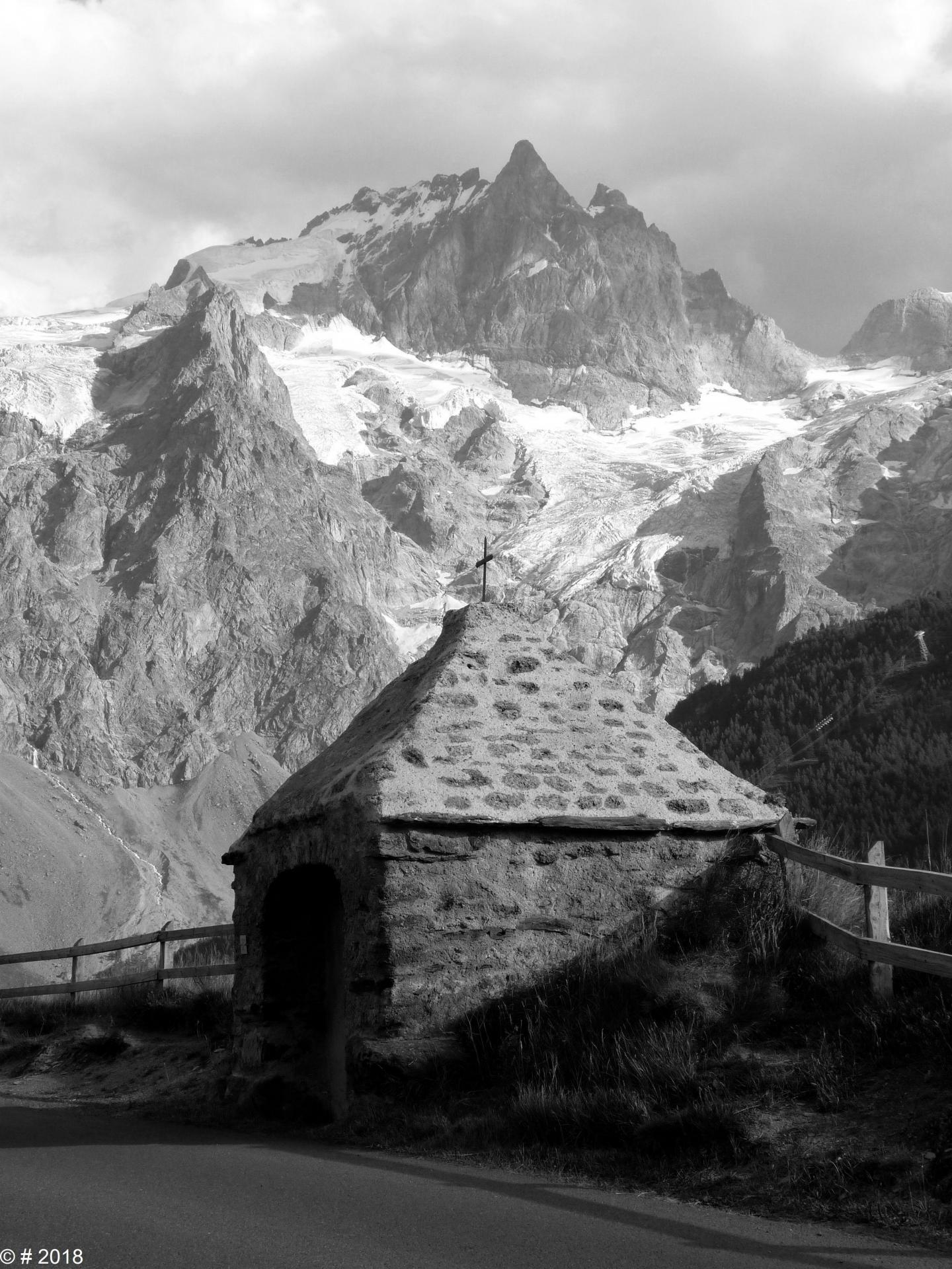 La Meije (3984m)