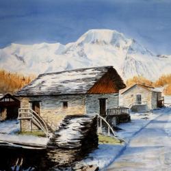 Le Mont Pourri (3779m)